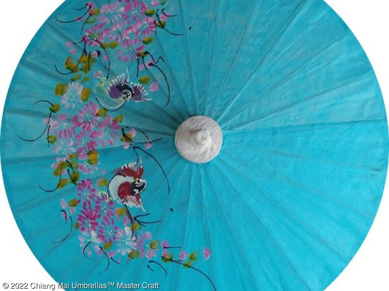 cheap paper umbrellas Provide your guests instant shade from the searing summer heat with our beautifully crafted round paper parasols with natural bamboo handle for a beautiful décor idea, hang several paper parasols upside down at differing heights to create a unique event atmosphere.