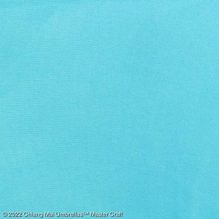 Artificial Silk Umbrella - Blue Sky
