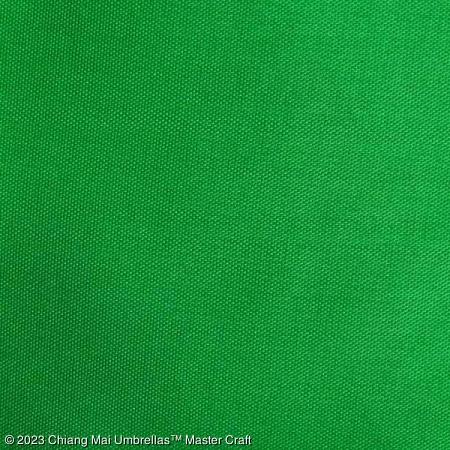 Artificial Silk Umbrella - Green