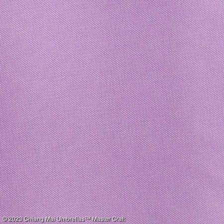 Artificial Silk Umbrella - Light Violet