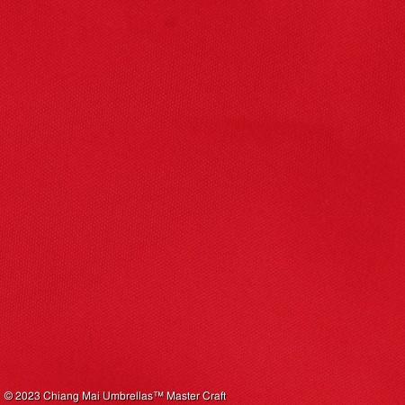 Artificial Silk Umbrella - Red