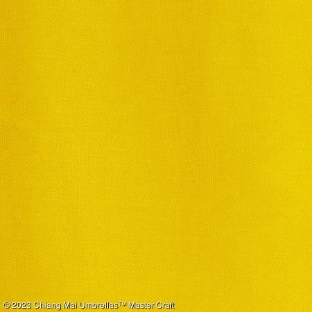 Artificial Silk Umbrella - Yellow