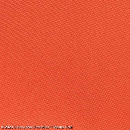 Pool Patio Umbrella - Orange