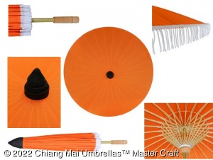 Artificial Silk Umbrellas - Product Details