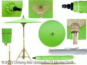 Image - Chiang Mai Classic™ Patio Umbrellas - Details