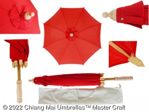 Image - Canvas Umbrella - Product Details