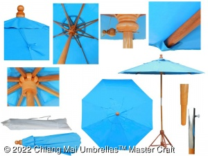 Heavy Duty Market Umbrellas - Product Details